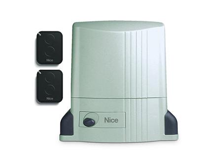 комплект автоматики для откатных ворот Nice TH 1500 KCE