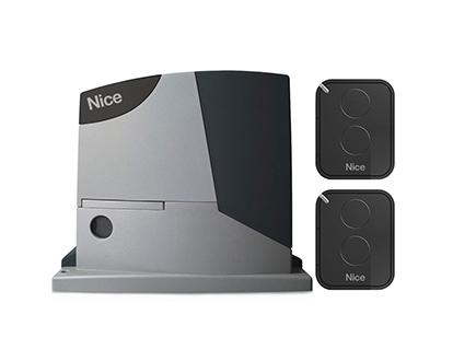 комплект автоматики для откатных ворот Nice ROX600 KLT