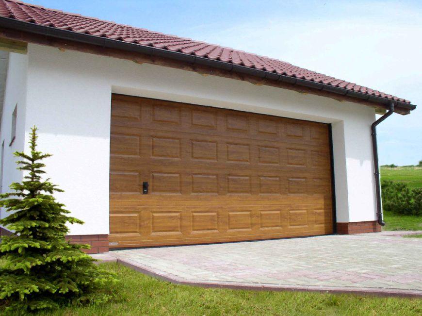 размер гаражных ворот стандарт
